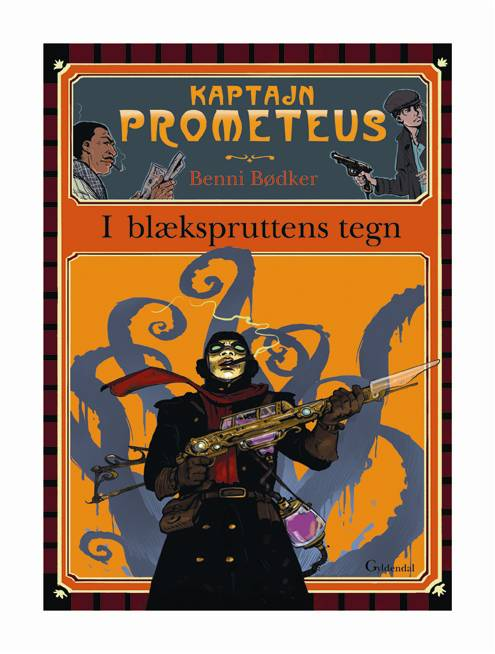 Prometeus forside